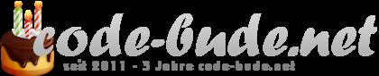 Das code-bude.net Logo