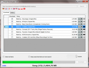 Cloud Downloader 2.0 at downloadsession