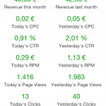 AS Dashboard 2 150x150 Adsense App für Android