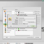alacarte menu eintrag anlegen 150x150 Startmenü unter Linux Mint verwalten