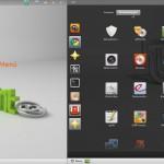Gnome Menu vs. Linux Mint Menü