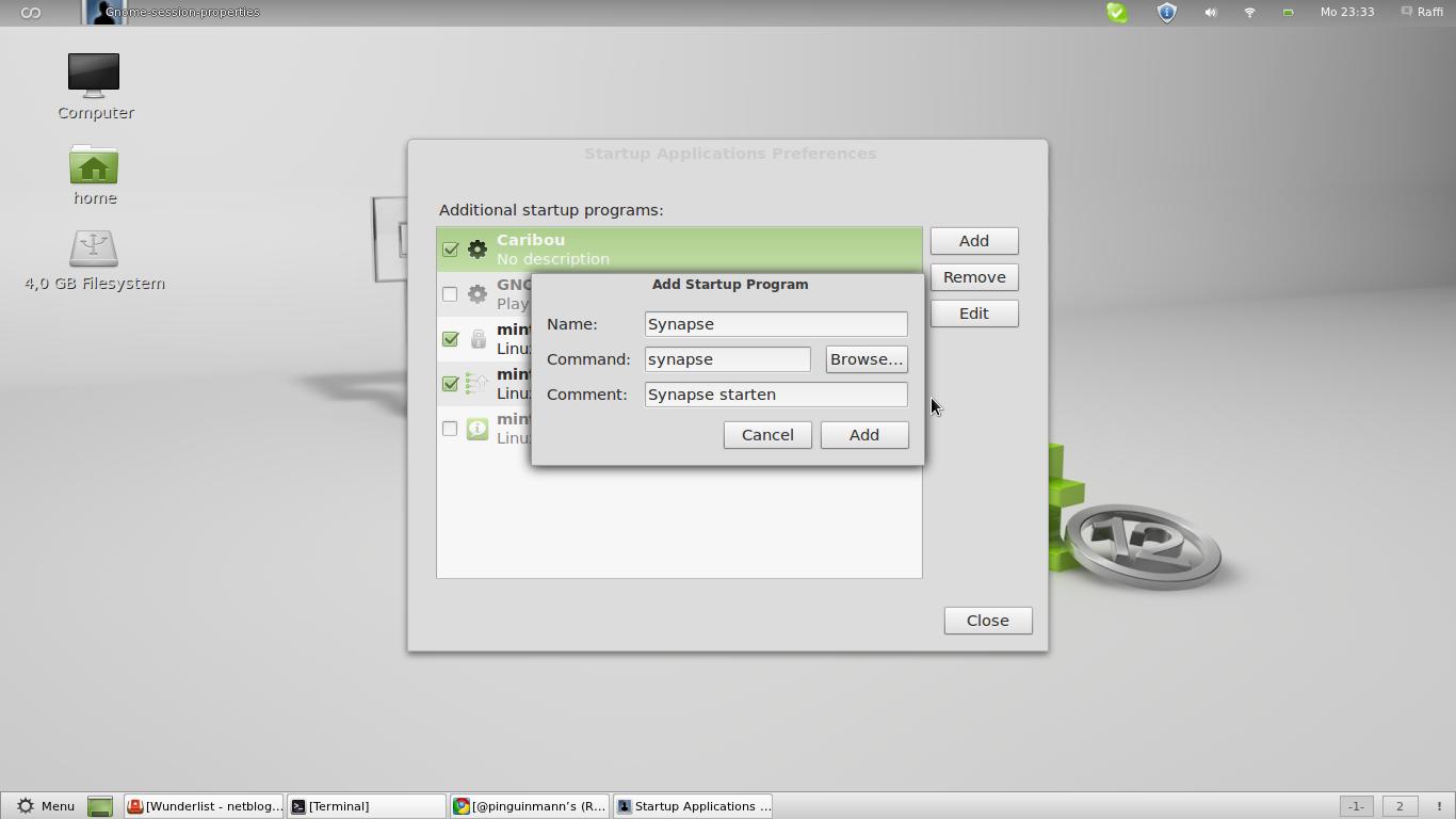 Schneller suchen, finden und starten mit Synapse für Linux