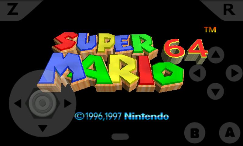 N64 Spiele auf Android spielen