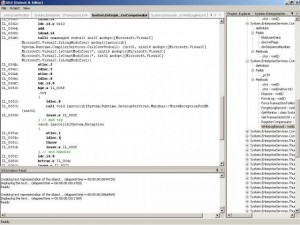 DILE Dotnet IL Editor 300x225 Kostenlose .NET Decompiler die .NET Reflector Alternativen