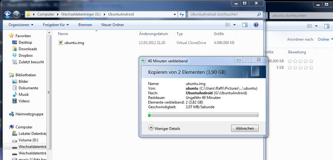 Anleitung: Ubuntu auf einem Samsung Galaxy S2 installieren