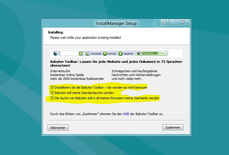 Klassisches Startmenü in der Windows 8 Consumer Preview aktivieren
