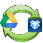 Synchronize Dropbox and Google Drive