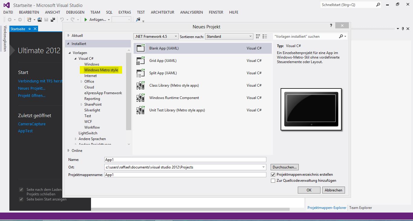 Windows 8 – wenn Microsoft mit zweierlei Maß misst
