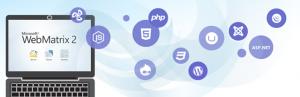 WebMatrix2_logo
