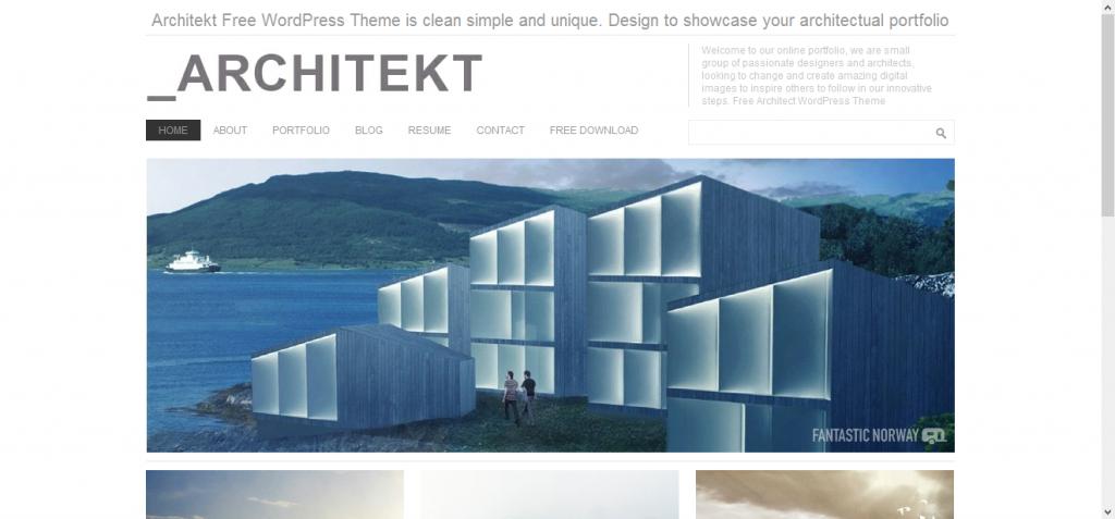 architekt_theme