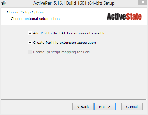 Perl Entwicklungsumgebung unter Windows einrichten mit Eclipse