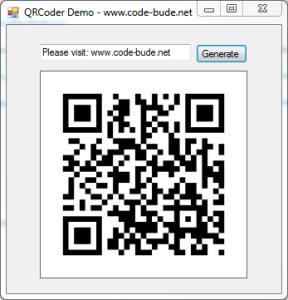 QRCoder Demo