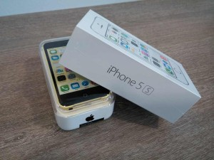 iPhone 5s zu verschenken