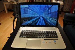 HP ENVY 17-j115eg - Testbericht