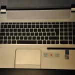 HP ENVY 17-j115eg - Tastatur