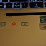HP ENVY 17-j115eg - Aufkleber