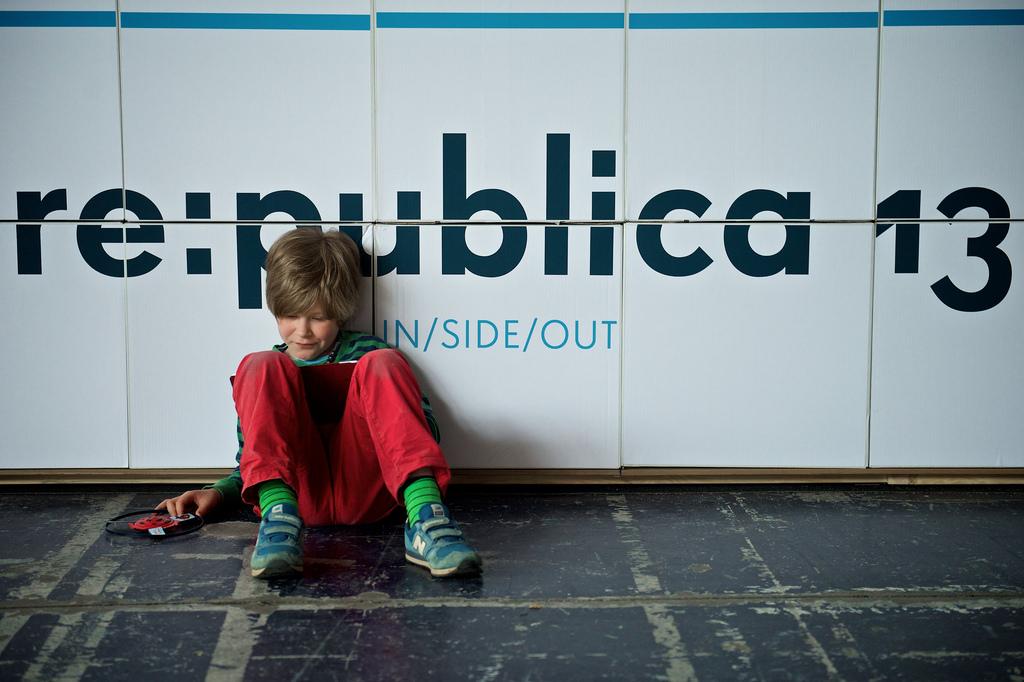 re:publica: persönlich Netzwerken im Web 2.0