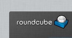 Roundcube Logo - Roundcube installieren