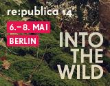 re:publica 2014 Banner