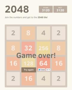 2048 Highscore