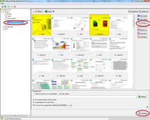 PDF-Seiten aussortieren