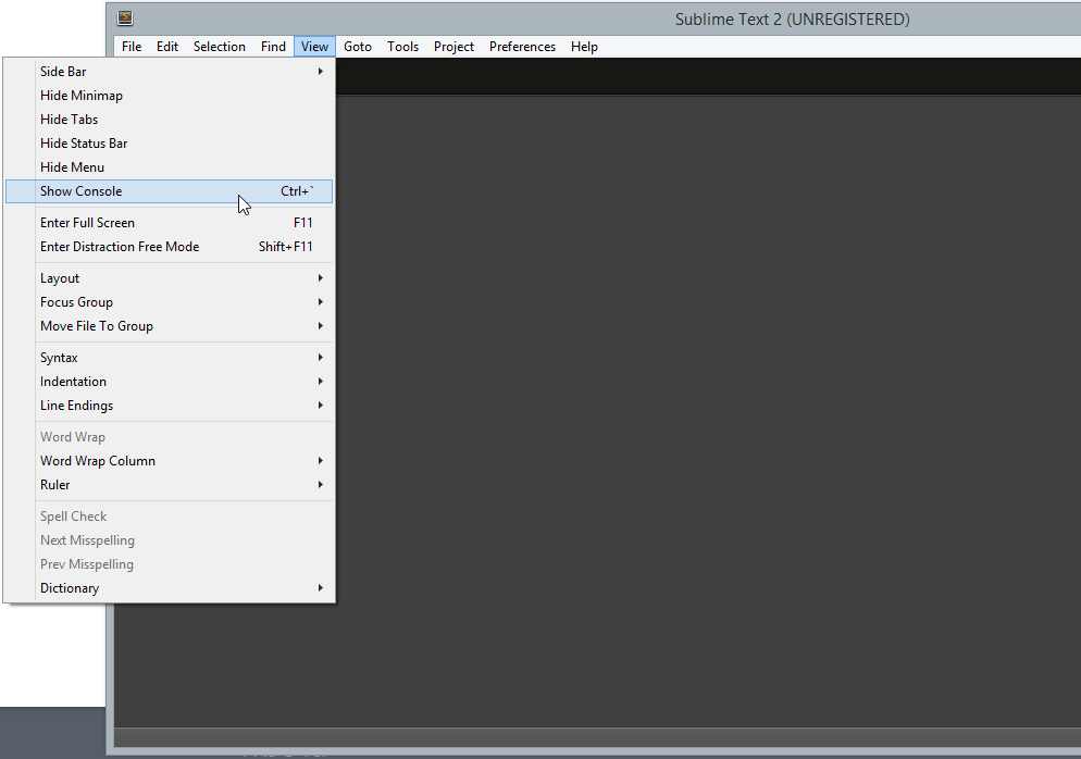 Anleitung: SublimeText mit Stino als Arduino IDE konfigurieren