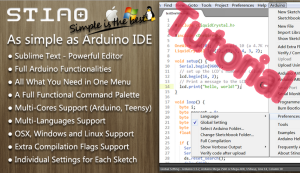 Stino - Sublime Text Arduino IDE