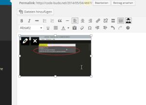 Wordpress klassichen Bildeditor wiederherstellen - Titelbild