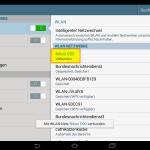 Android per WLAN mit DSLR verbinden - 1