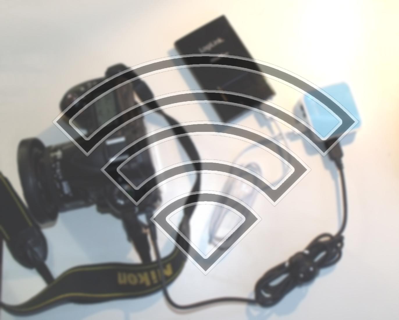 Anleitung: DSLR per WLAN mit dem Smartphone verbinden