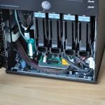 HP N54L - RAM austauschen - Schritt 1