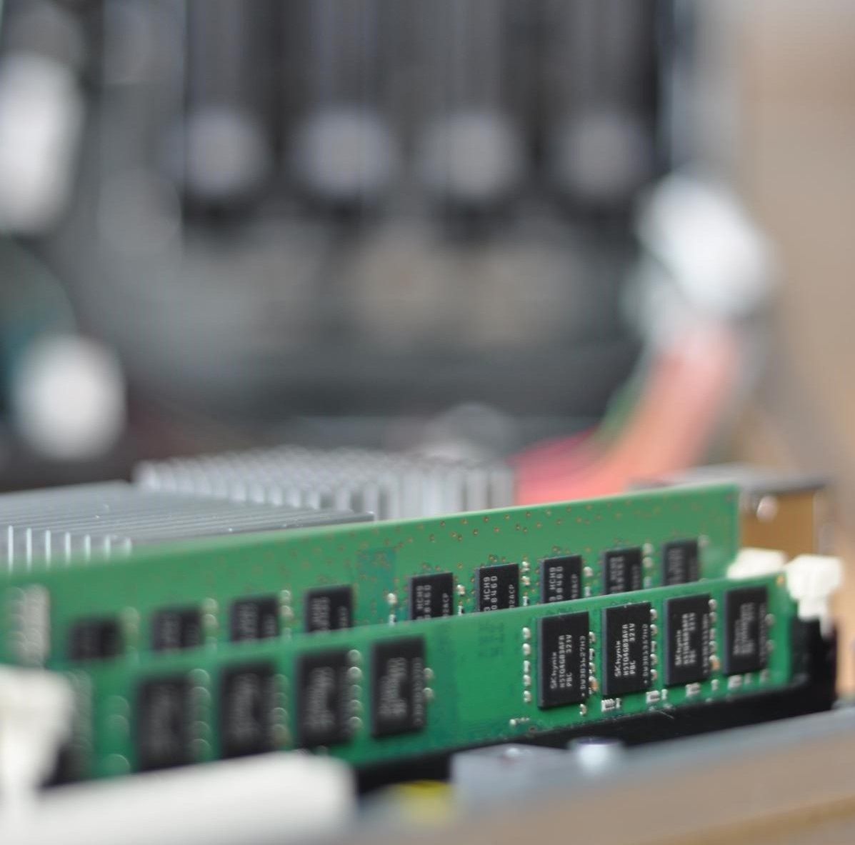 HP N54L Arbeitsspeicher ausbauen und erweitern