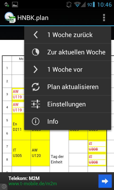 Update: HNBK.plan 1.0.9 veröffentlicht