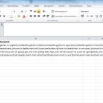 BulkSuggest - Output - Excel