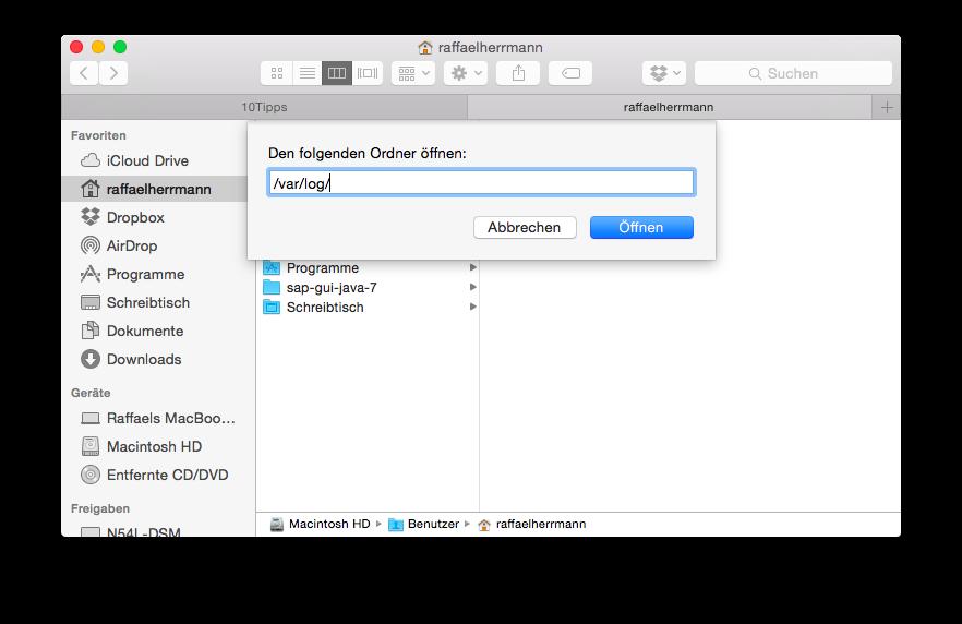 10 OSX-Tricks für mehr Produktivität