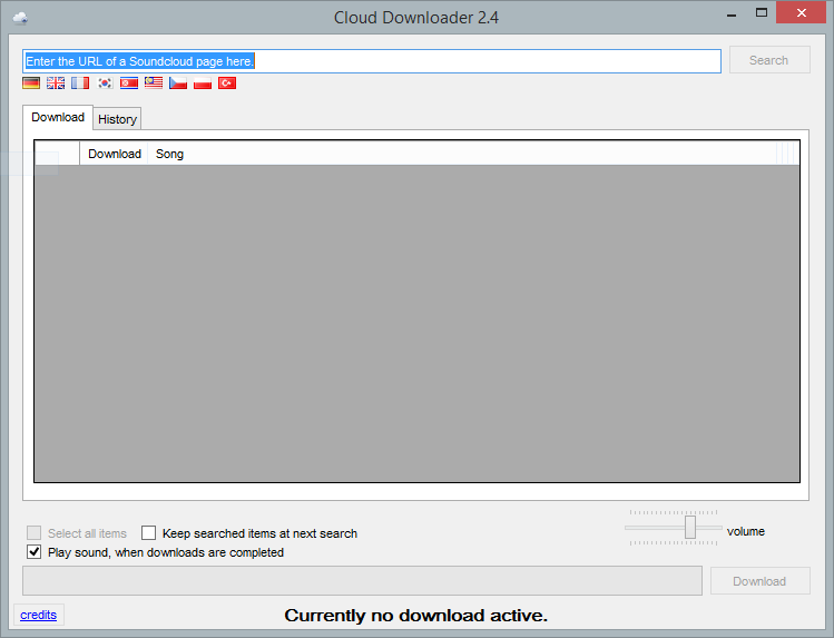 Update: Cloud Downloader 2.4