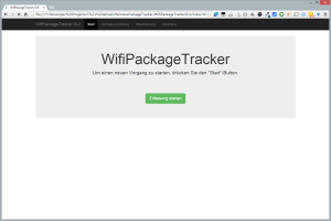 WifiPackageTracker - Step 1