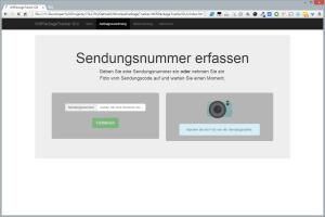 WifiPackageTracker - Step 2