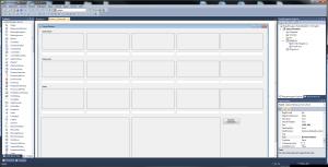 KartenDetektor - GUI-Layout