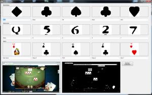 KartenDetektor - Spielkarten in C# erkennen