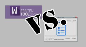 W-FragenTool vs. BulkSuggest