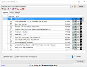 Cloud Downloader 2.8