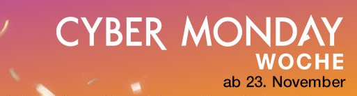 Cyber Monday: Blitzangebote 30 Minuten früher bekommen!