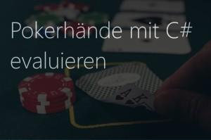Pokerhand Evaluator Csharp