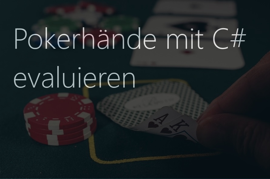 How to: Poker Hand Evaluator in C# implementieren