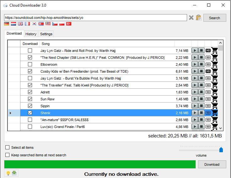 Cloud Downloader