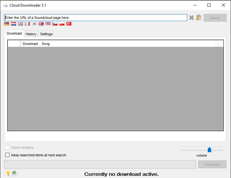 Update: Cloud Downloader 3.1