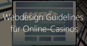 webdesign guidelines